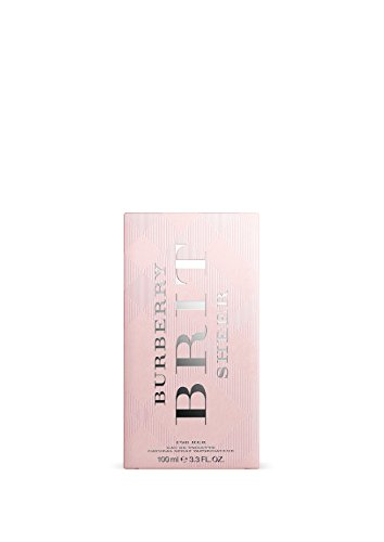 BURBERRY Brit Sheer Eau De Toilette, 3.3 Fl Oz by BURBERRY (Image #2)
