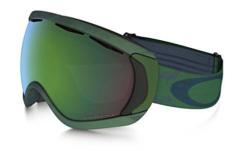 Oakley Canopy Adult Goggles - Chemist Jade Green/Prizm Jade Iridium / One - Oakley Green Goggles
