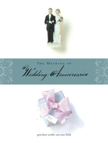 The Meaning of Wedding Anniversaries
