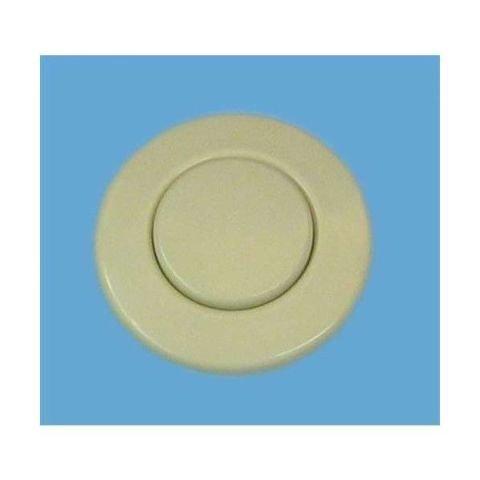 Air Button Trim: #15 Classic Touch, Trim Kit, Almond Bone