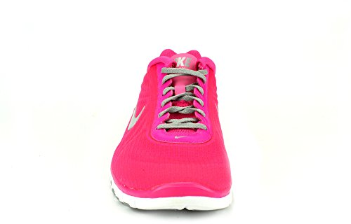 cheap sale lowest price sale visit Nike Women's Free TR Luxe Tech Running Shoes Pink Foil/Metallic Silver-white cheap websites sale wholesale price kr1fls4znM