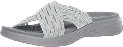 Skechers Womens 16167 Go Run 600 - Sunrise Grey Size: 11 US / 11 AU