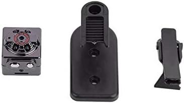 PNBHP Mini Full HD 1080P Car DV VCR Car Driving Recorder Camera Mini Night Video Recorder Camera Night Vision DVR Color : Black