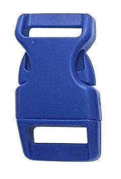 10 Steckschnalle 16mm Verschluss Klickschnalle Klickverschluss Paracord Armband Rucksack (Weiss) Stanleys Seil Shop