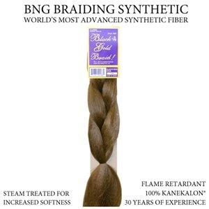 Kanekalon Jumbo Braid Extension Hair product image