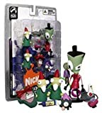 Invader Zim Series Two of Doom Pustulio Invader Zim Action Figure Set