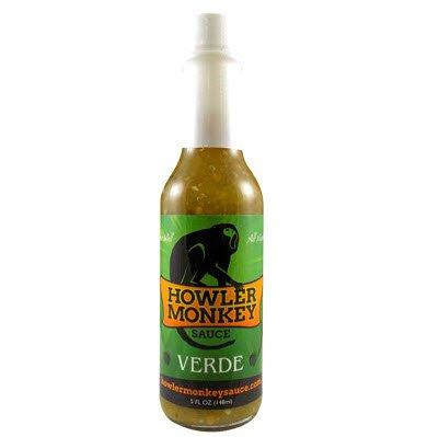 Howler Monkey Sauce - Verde