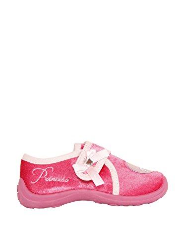 Disney Mädchen Plateau Fuchsia / Pink