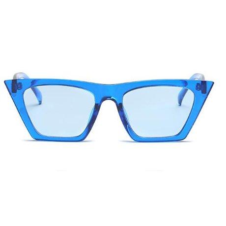 Mujer Man GGSSYY Blue Uv400 sol de Beige Female Retro Fashion Eyewear Sunglass Gafas Yxr7xy1wtq