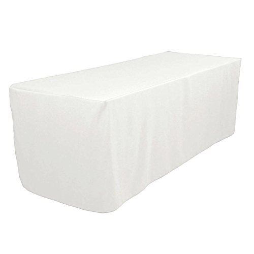 Fitted Polyester Tablecloth Trade Wedding product image