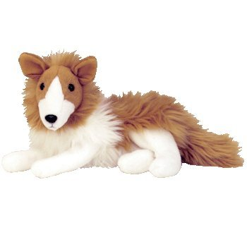 TY Beanie Baby - CASSIE the Collie [Toy]