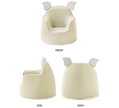 iloom Best Aco Infant Kids Children Sofa Angel Aco Ivory Angel