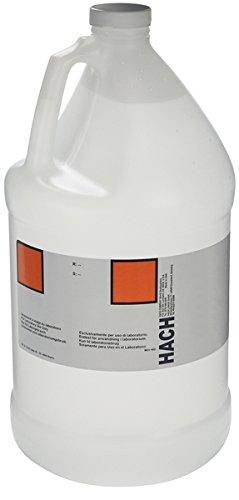 Hach 20356 Sulfuric Acid Standard Solution, 0.020 N (N/50), 4 L