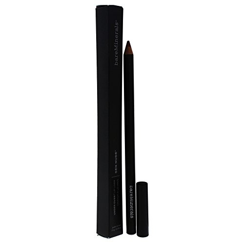 bareMinerals Gen Nude Under Over Lip Liner, Vibe, 0.05 Ounce