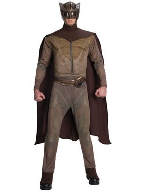 DC Comics Watchmen Muscle Chest Night Owl Costume, Adult Medium]()