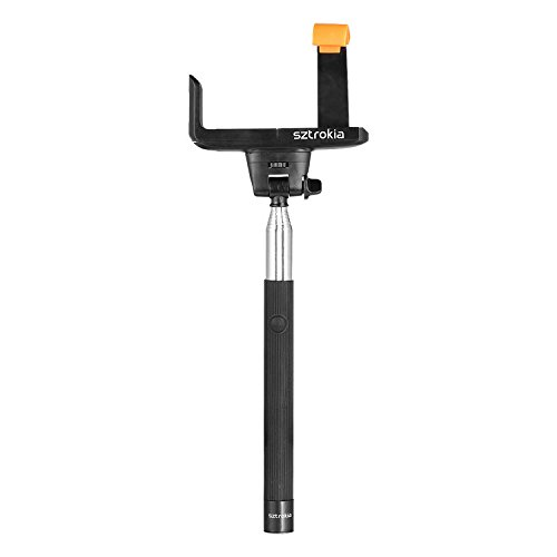 amazon giveaway selfie stick sztrokia wireless monopod extendable selfie stick with built in. Black Bedroom Furniture Sets. Home Design Ideas
