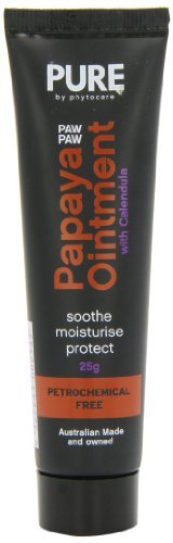 Phytocare Pure Papaya Ointment Tube 25g by Phytocare