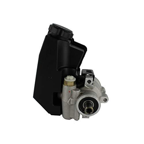 Brand new DNJ Power Steering Pump w/Reservoir PSP1170 for 96-03 / Jeep Cherokee TJ Wrangler - No Core ()
