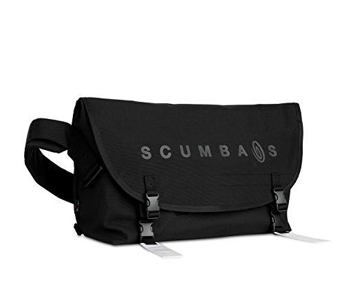 Timbuk2 Messenger Bag, Jet Black, Medium
