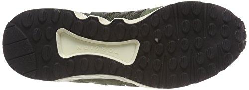 adidas EQT Support RF, Scarpe da Fitness Uomo Verde (Verbas / Carnoc / Negbas 000)