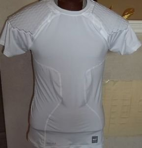 a928343b Image Unavailable. Image not available for. Color: Nike Pro Combat  Hyperstrong Compression Padded Men's Basketball Shirt ...