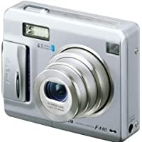 Fujifilm Finepix F440 4.1MP Digital Camera with 3.4x Optical Zoom At A Glance Review Image