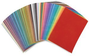 Coloraid Full Set of 314 Color Swatches - 4.5 x 6 Inches by Coloraid (Image #1)