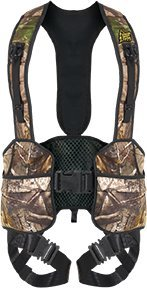 Hunter Safety Hybrid Flex Harness S/M (100-175 LBS) HSS-510-S/M HSS-510-S/M by Hunter Safety System (Image #1)