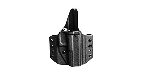 Uncle Mike/'s CCW Holster Left Hand 54CCW59BGL Smith /& Wesson M/&P Shield 9//40