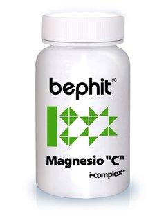 """MAGNESIO """"C"""" (MAGNESIO CITRATO + VITAMINA B6) BEPHIT - 90 cápsulas"""