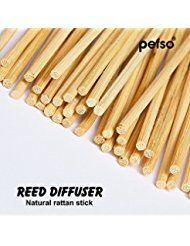 PEFSO Pack of 2 x 108sticks Natural Reed Diffuser Stick 25cm