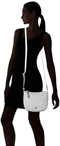 Crossbody S Borse Tamaris Bag Aurora light Grigio A Donna Grey Tracolla Comb pw7qHFn5x7