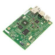 HP CF389-60002 Formatter (main logic) PC board assembly - Use with the M452dn printer series only by HP (Image #1)