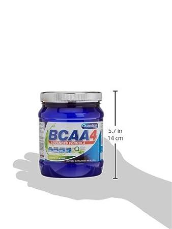 Quamtrax Nutrition Suplemento para Deportistas BCAA 4 30 Serv, Sabor a Limón - 325 gr: Amazon.es: Salud y cuidado personal