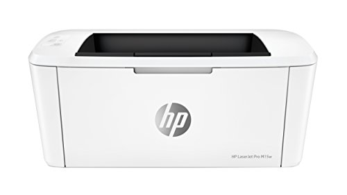 HP W2G51A#B19 LaserJet Pro M15w Printer, White