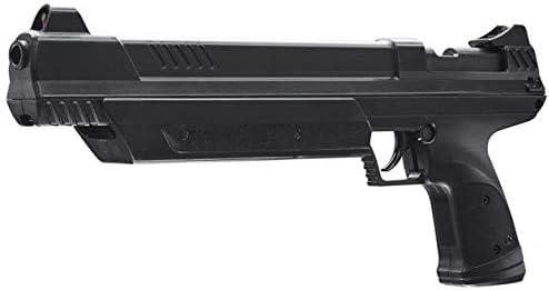 Umarex UX Striker Point - Pistola de Aire comprimido (CO2) de balines (perdigones) de Calibre 5.5mm Velocidad de Disparo de 135 m/s Sistema de Bombeo Potencia <3.5Julios