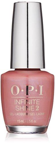 Lacquer Polish Nail Pink - OPI Infinite Shine, Not So Bora-bora-ing Pink, 0.5 Fl Oz