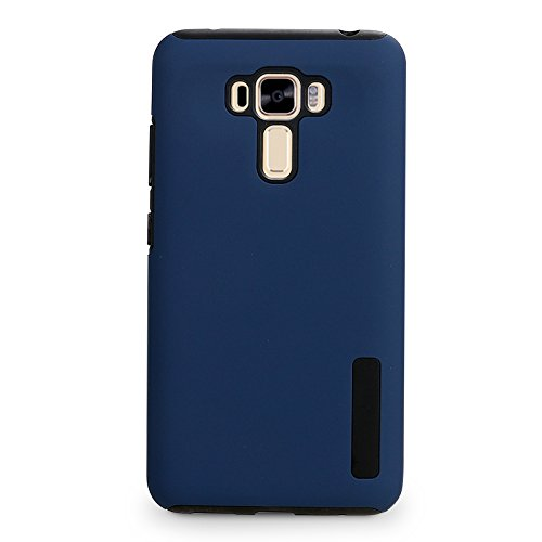 Slim Armor TPU Case for Asus Zenfone 2 (Blue) - 3