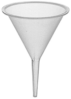 amazon com clear plastic funnel w micro tip to fill any small
