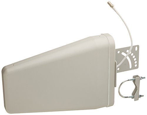 Female Cell - Wilson Electronics Wideband Directional Antenna 700-2700 MHz, 75 Ohm (314475)