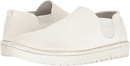 Marsell Mujeres Low Chelsea Bota White