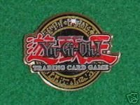 Yugioh Official Round Metal Promotional Tournament Pin