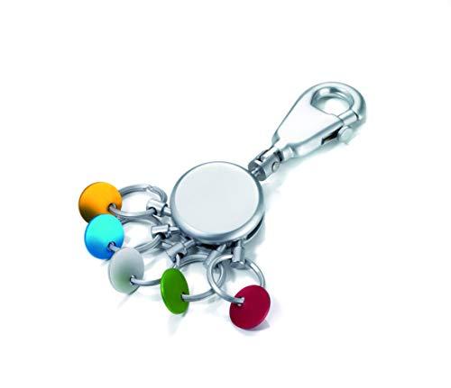 Troika Key holder, Patent Color (KYR61MC) ()