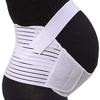 Faja de maternidad de excelente calidad. Cinturon para la espalda en el embarazo. Soporte lumbar prenatal. Ayuda con dolores de lumbares de espalda, cadera de la zona pelvica y de abdomen.