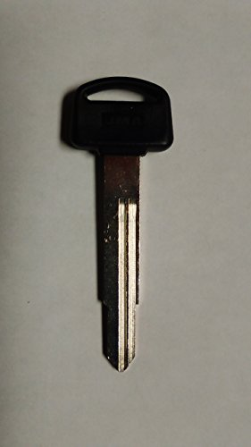 Key blank for Honda Ruckus and Metropolitan Scooter (Right)