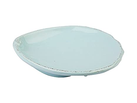 Virginia Casa Ceramiche Prezzi.Virginia Casa Marina 15 Cm Della Piastra Aqua Ceramica Amazon It