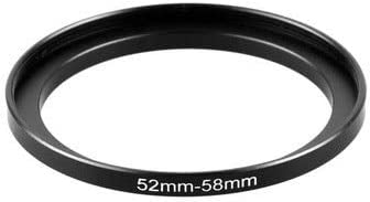 52-58mm 10pcs 49-67 49-72 49-77 52-58 52-62 52-67 52-72 52-77 55-62mm Metal Step Up Rings Lens Adapter Filter Set ND UV CPL Filter