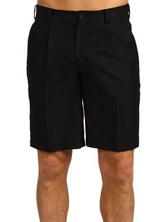 NIKE Men's Tour Pleat Golf Shorts, Black, 40