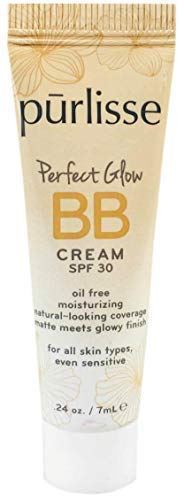 Purlisse Perfect Glow BB Cream SPF 30 Travel Size (Light)