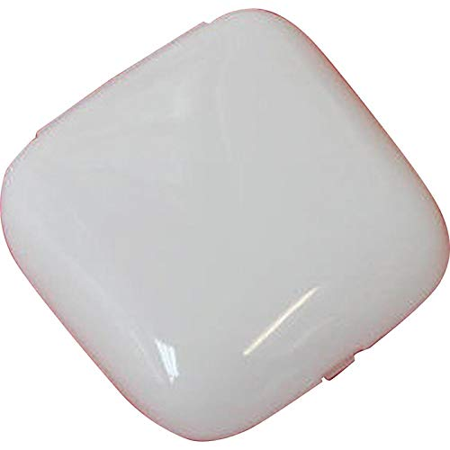 - Eckler's Premier Quality Products 33261284 Camaro Dome light Lens For Cars With Overhead Console